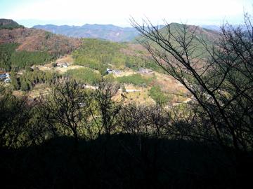 奥武蔵サイクリング その2(林道栗山線)5