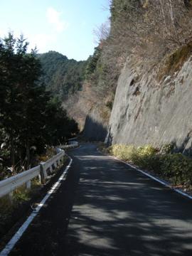 奥武蔵サイクリング その2(林道栗山線)8