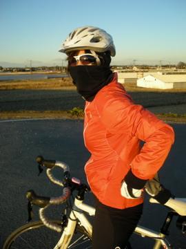 連れと初サイクリング8