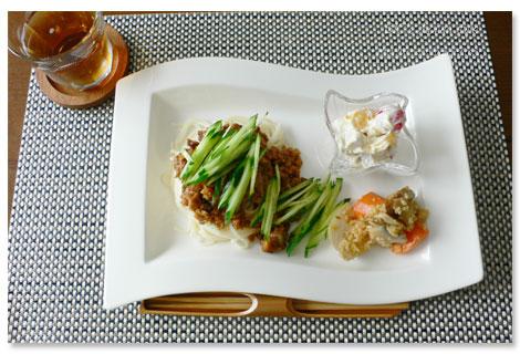 野菜と雑穀レッスン