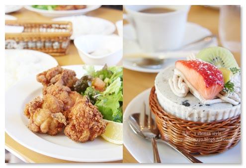 埼玉加須,いちカフェ