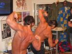 TWINS MUSCLE 2