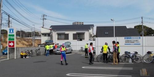 BRM217埼玉200kmアタック小田原城