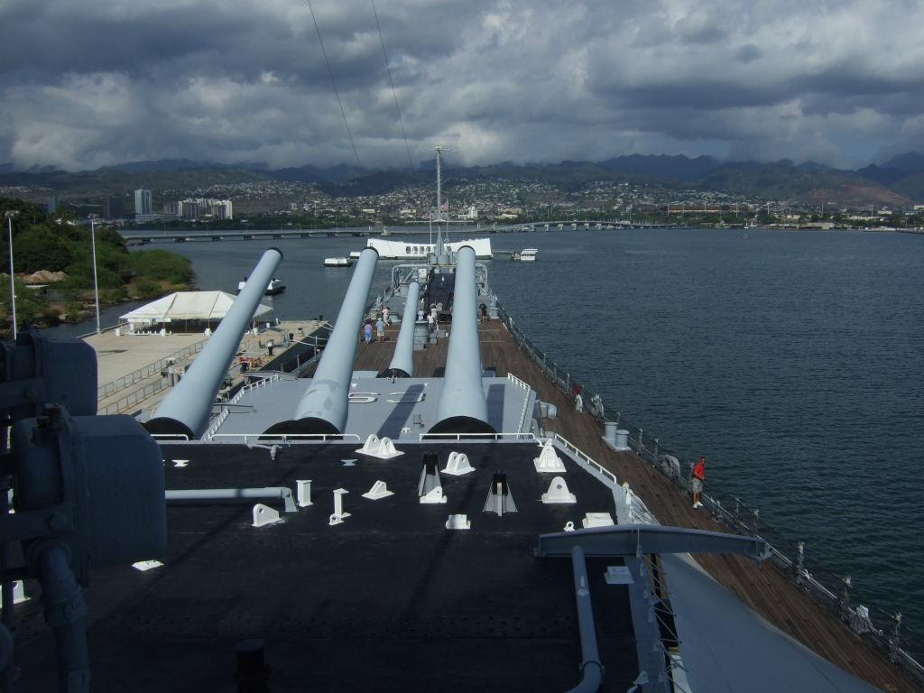 102戦艦ミズーリ