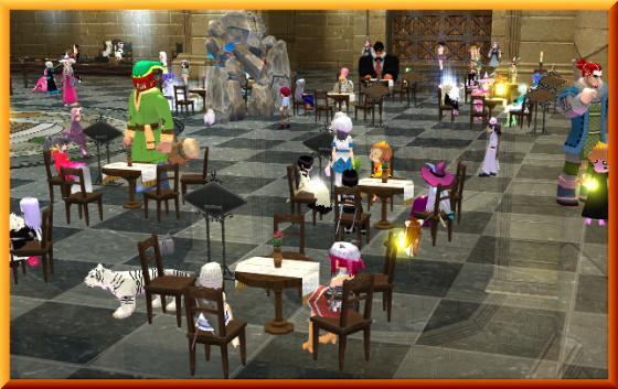 王城パーティs