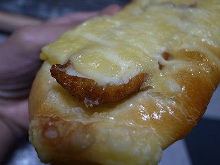 ファータレガーロ「薩摩揚げチーズパン」2