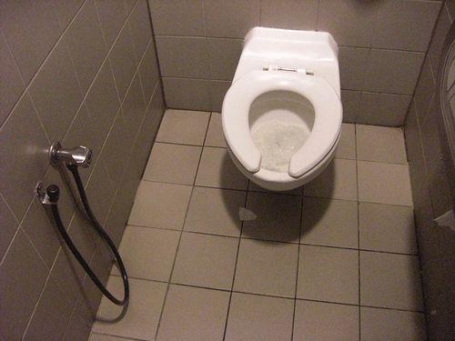 マレーシアトイレ1