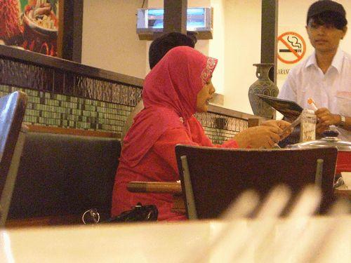 マレーシア女性