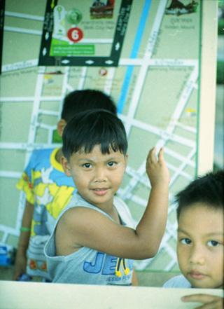 Kids in Bangkok