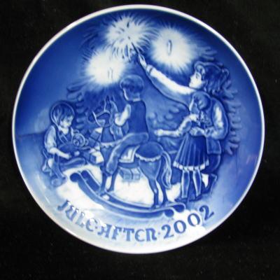 BG 2002年イヤープレート