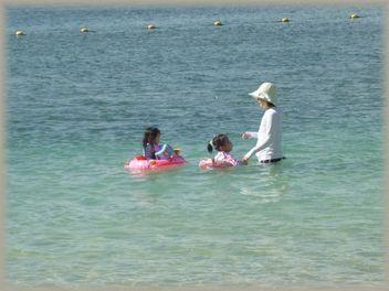 海楽しいっ