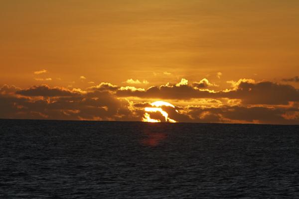 Napali Boat Tour Sunset