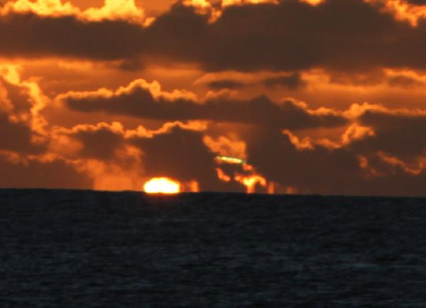 Sunset Napali Boat Cruise