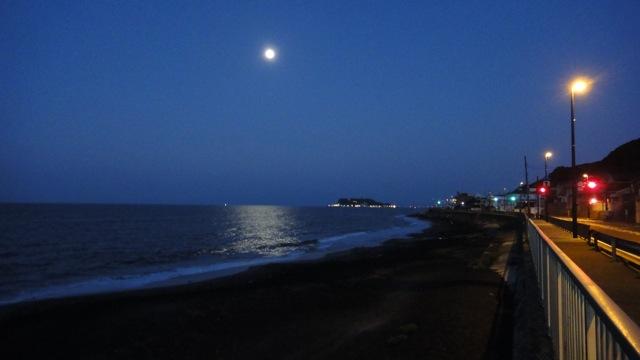 20100828晩夏の月光