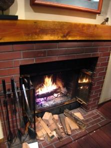 ぱりんか暖炉2