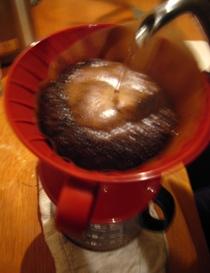 コーヒー練習