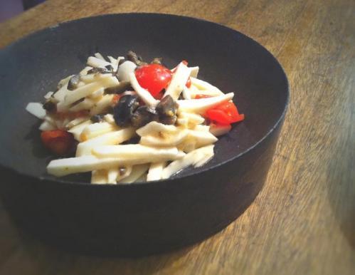 大和芋のサラダ イタリアン風