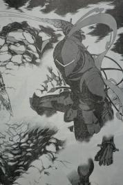 ヤングエース 2011年 09月号 Fate (5)