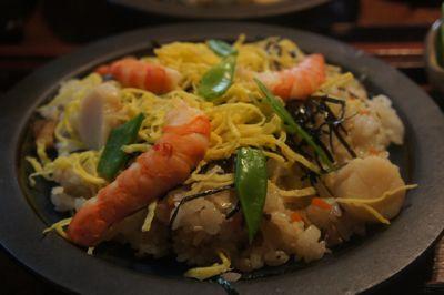 社食 ちらし寿司