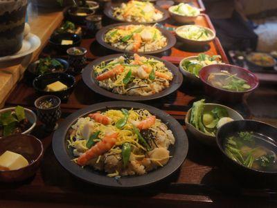 社食 ちらし寿司2
