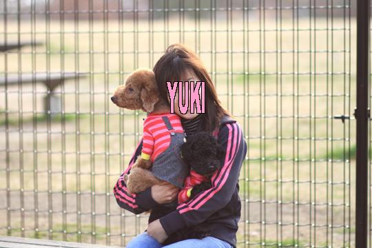 まろん&れおん+YUKI