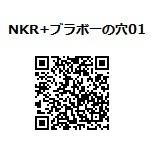 NKR+ブラボーの穴01QR