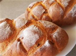 クルミのパン