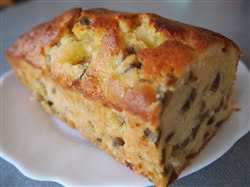 梅酒の梅のパウンドケーキ
