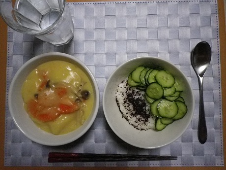 0618simple dinner