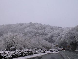 箱根雪景色01