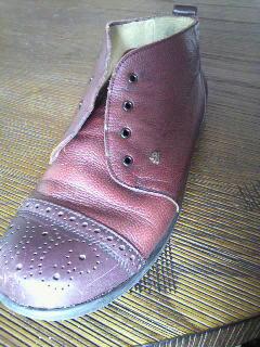 靴 リペア