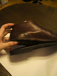 靴底 修理