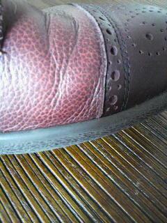 靴 リペア2