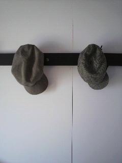 帽子 サイズ比較
