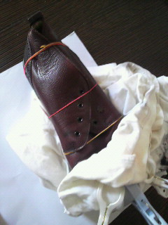 靴底 修理5