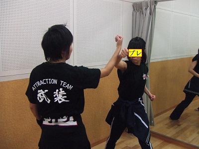 バナティ&プレ・カンフー殺陣