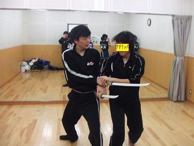 1対1・亮ちゃん&アグリッパ・1