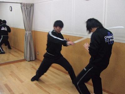 1対1・亮ちゃん&アグリッパ・2
