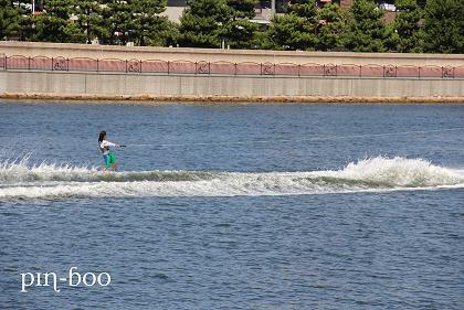 9.4水上スキー2