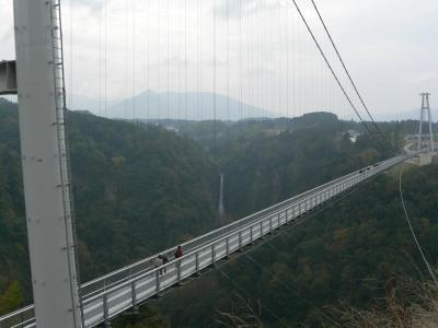 九重夢吊り橋