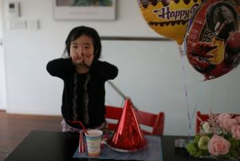 5歳誕生日4