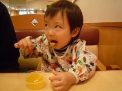 デザート食べるの