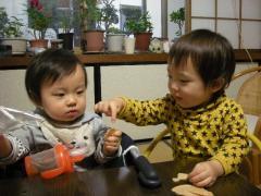 TsubakiとJunnosuke2