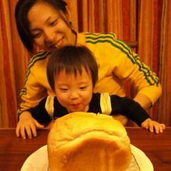 パン食べたいなぁ
