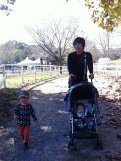 nobuと子供たち
