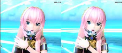 表情の変化