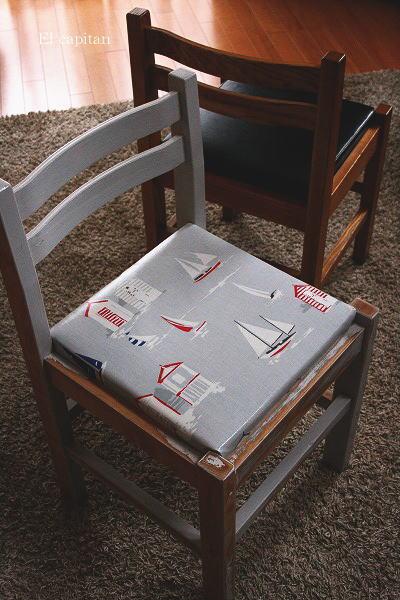椅子リメイク