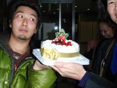 ク○○○○ケーキ