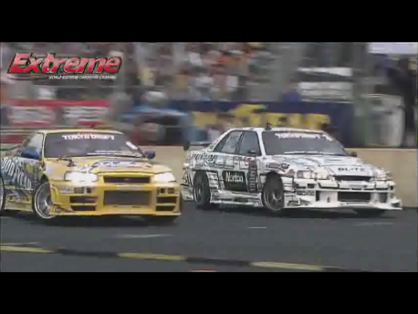 THE WORLD BEST DRIFTING