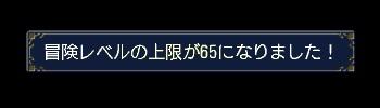 冒険LV上限開放達成!